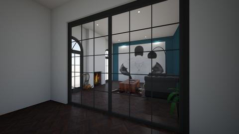 room 123  - Living room - by joke1983