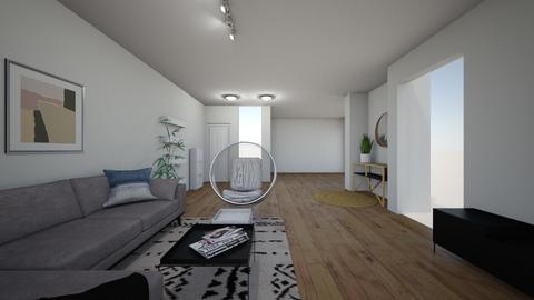 Yossi ben zaken 3 - Living room - by erlichroni