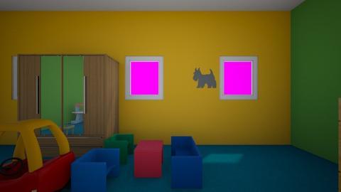 Selasi room - Kids room - by keeliamensah