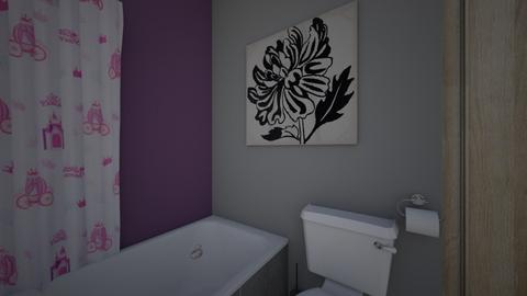 Bathroom of my house - Bathroom - by MVanDeurzen