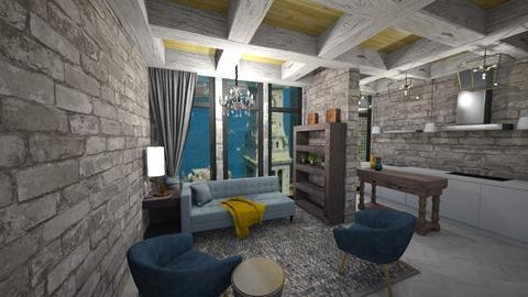 EB - Living room - by heynowgregory
