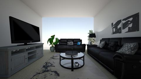 Parents Living Room 0919 - Living room - by dreaminjayd