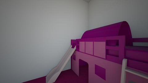 Bo v1 - Kids room - by erykah_mcfarlaneer