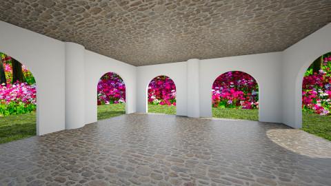 Garden Oasis - Garden - by Brigid123