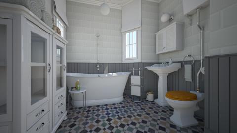 Traditional - Classic - Bathroom - by Tuija