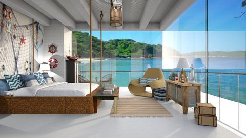 Nautico - Bedroom - by Roberta Coelho