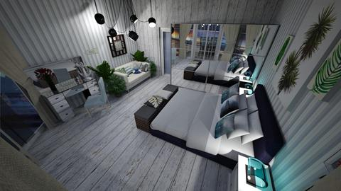 Home Sea - Bedroom - by Sofik