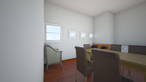 Leslie Dining Room - Dining room - by lesliemserrano