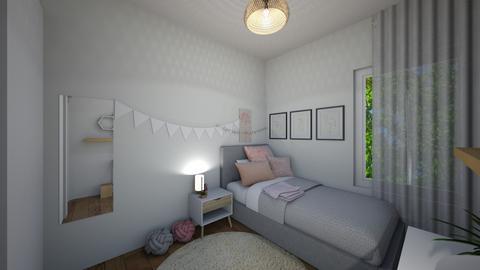 maytal lahav 3 - Bedroom - by lilum