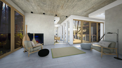 natural minimalistic - Modern - Living room - by sometimes i am here