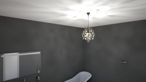 Emily Priddy - Bathroom - by emilypriddyy