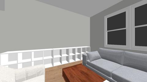 Delachaise Living Room - Modern - Living room - by arieltusa