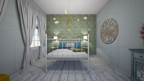 Bohem chic - Eclectic - Bedroom - by noira