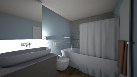 Bathroom - Modern - Bathroom - by AliceHatter