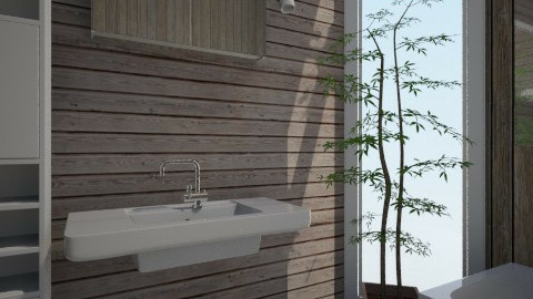 bbbbbbbbbbbbbbbbbbbbbbbbb - Feminine - Bathroom - by keylamarla
