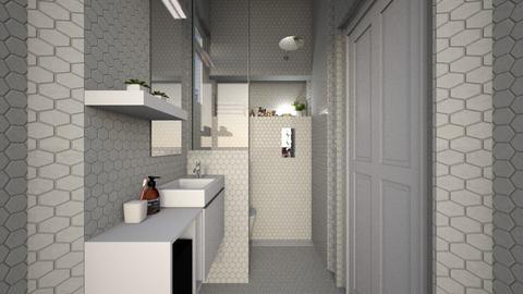 Casa246Bathroom - Bathroom - by nickynunes