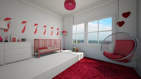 modern baby - Modern - Kids room - by donella