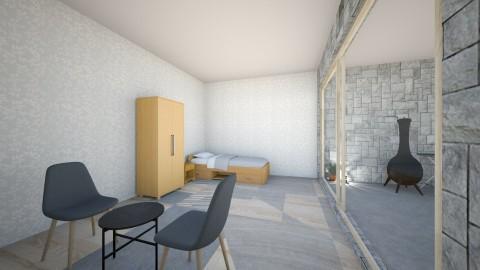 bazen1 - Living room - by nikkimilic