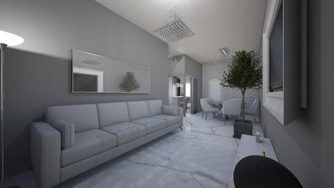 casa reformada - Eclectic - Living room - by kelly lucena