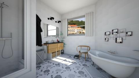 Bathroom - Eclectic - Bathroom - by Bianca Biffa Hart