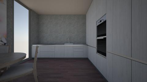 polkj - Kitchen - by hivek93