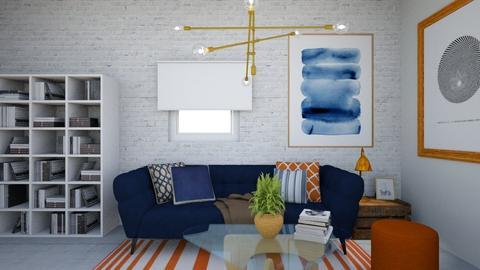 1011 5 - Living room - by Riki Bahar Elbaz