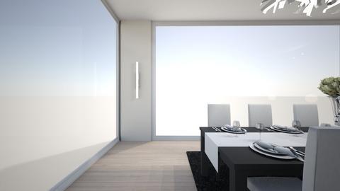 house d6 - Dining room - by nikolinajadanic