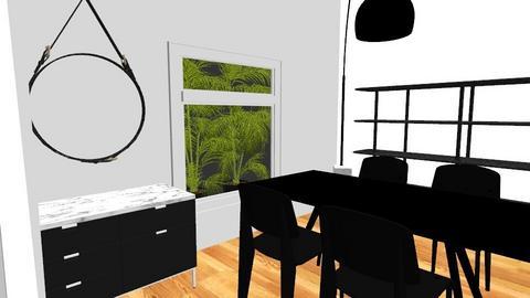 Fredericks Space - Dining room - by Rwillis