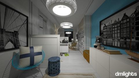 one idea - Vintage - Living room - by DMLights-user-982918