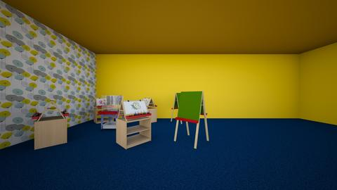 preschool - Kids room - by QRUFRUDKCNXETHVTFXKARFQDLRXJCPA
