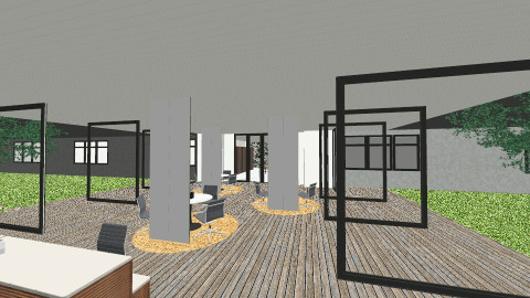 Harrison Lobby Lea GP 30 - by spicehousedesign