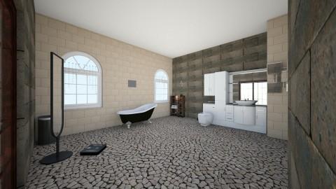 toualeta - Bathroom - by Ritsa Antonis