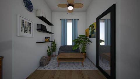Attic Bedroom - Bedroom - by Mzliz87