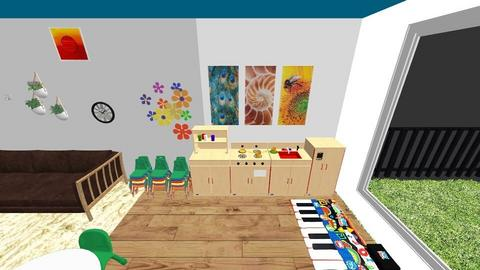 Kitchen Play  - Kitchen - by pachy