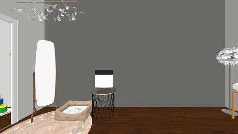Cristal and Jorje - Bathroom - by Sheila olivera