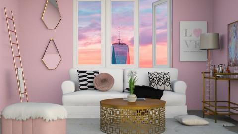 Pink - by Kathran