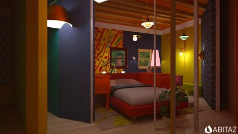 Magnetic Fields - Eclectic - Bedroom - by DMLights-user-2134665