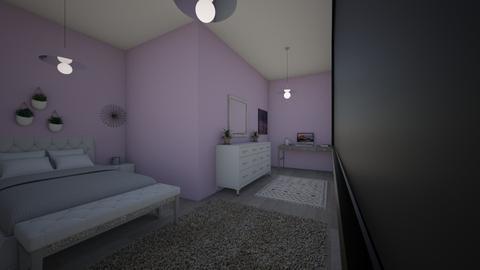 Myas Room - Bedroom - by goldstein d