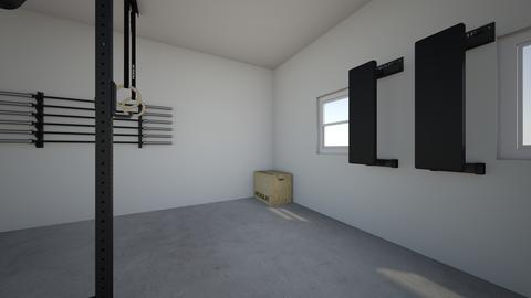 Home Gym  - by rogue_a752fb04c953a8c2bc9043c3159f5