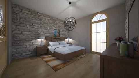 bbb - Minimal - Bedroom - by Ritus13