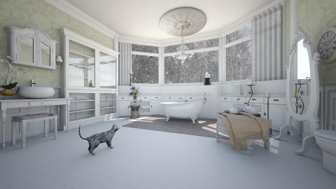 chateau - Classic - Bathroom - by sometimes i am here