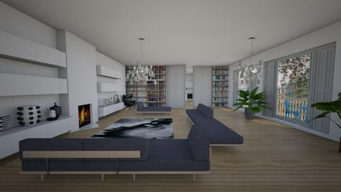 Bayswater flat no3 - Modern - Living room - by kitty