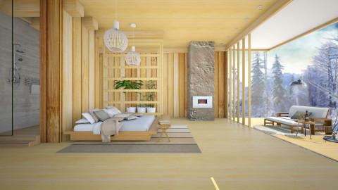mini_nature  - Modern - Bedroom - by Ida Dzanovic