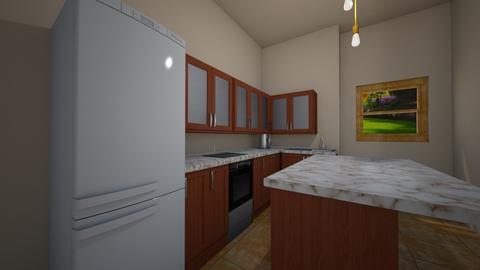 kitchen - Kitchen - by siposnora