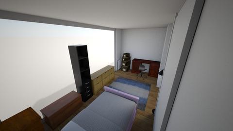 Curent suffu75 - Bedroom - by Suffu75