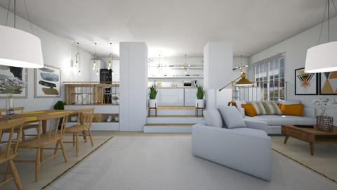 house - Living room - by joja12345678910
