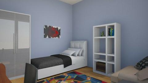 kids - Bedroom - by MonikaART