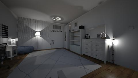 1 - Bedroom - by Mia_house