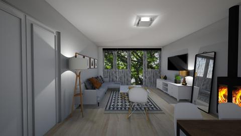 silk - Living room - by Anna2525