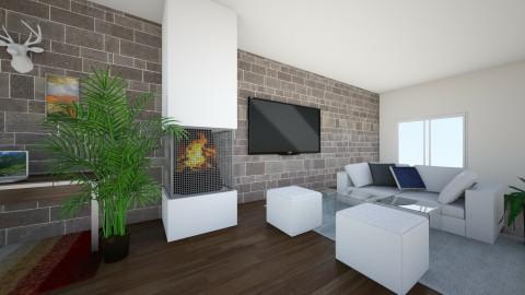 R  O O  M - Living room - by heddam2508